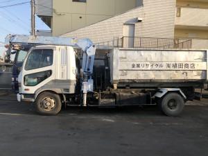 植田商店 トラック